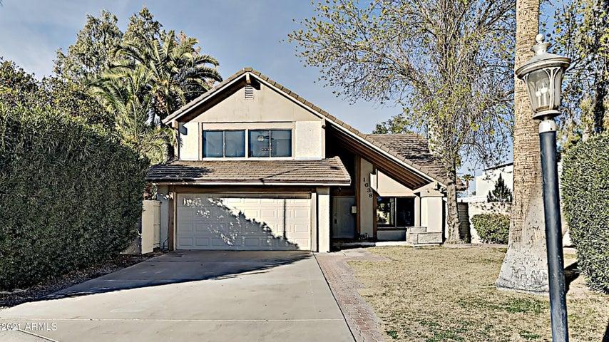 1638 E NORTHSHORE Drive, Tempe, AZ 85283