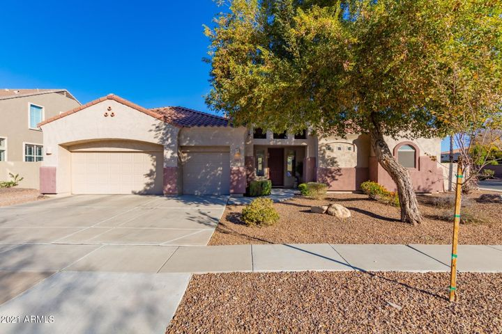 274 W BLUEBIRD Drive, Chandler, AZ 85286