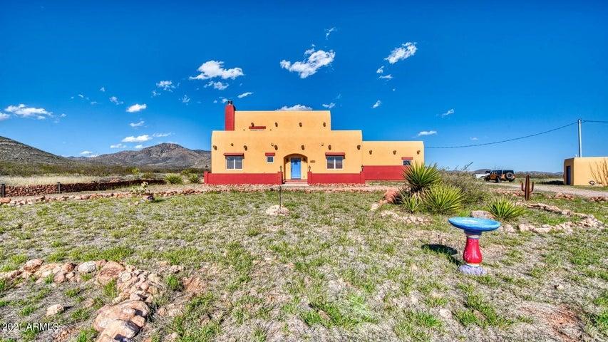 1435 S PEACEFUL PLACE Lane, Bisbee, AZ 85603