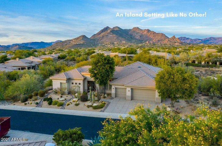 6442 E CRESTED SAGUARO Lane, Scottsdale, AZ 85266