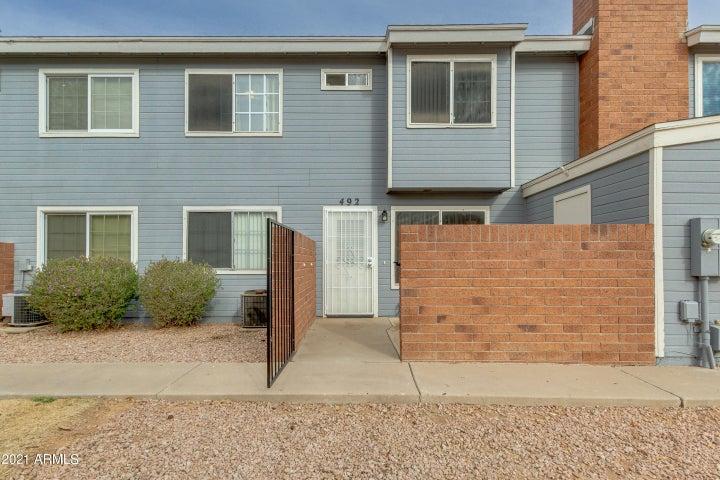 2301 E UNIVERSITY Drive, 492, Mesa, AZ 85213