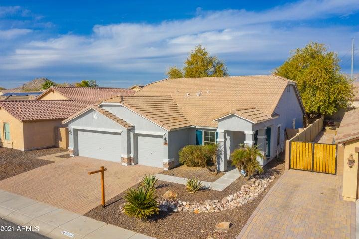 25548 W MAGNOLIA Street, Buckeye, AZ 85326