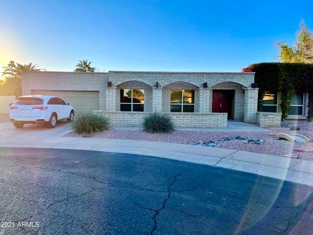 2740 S CHOLLA Circle, Mesa, AZ 85202