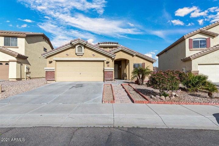 23842 W BOWKER Street, Buckeye, AZ 85326