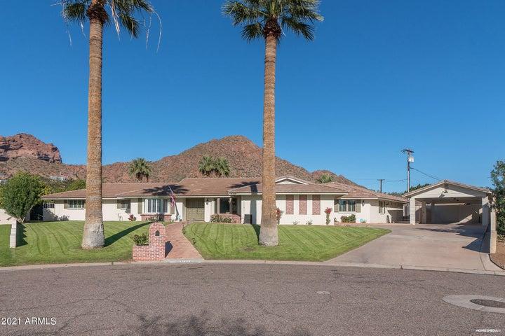 4726 E MARIPOSA Street, Phoenix, AZ 85018