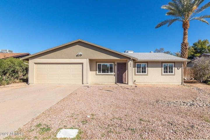 1024 W TULANE Drive, Tempe, AZ 85283