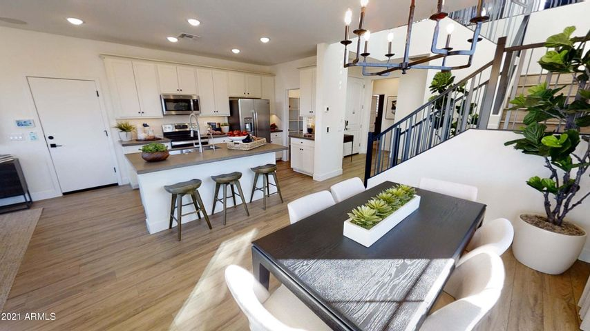 Photos are of model home, not actual home listed