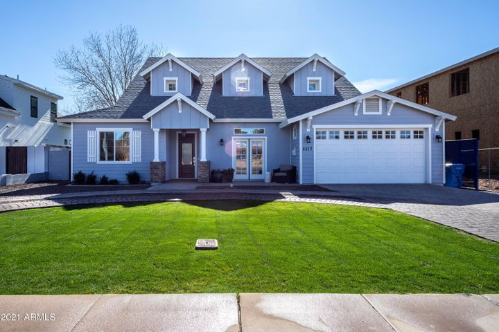 Beautiful Craftsman in the Heart of Arcadia Lite