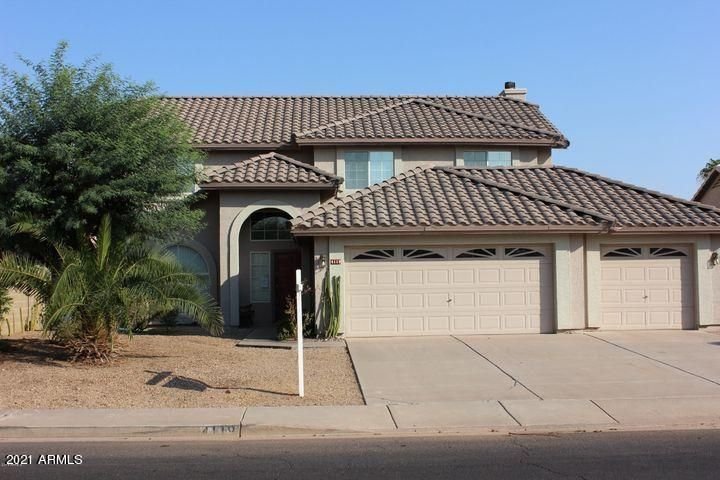 4119 E SAN ANGELO Avenue, Gilbert, AZ 85234