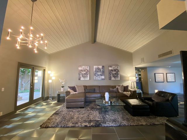 SOARING CEILINGS, ELEGANT FINISHES