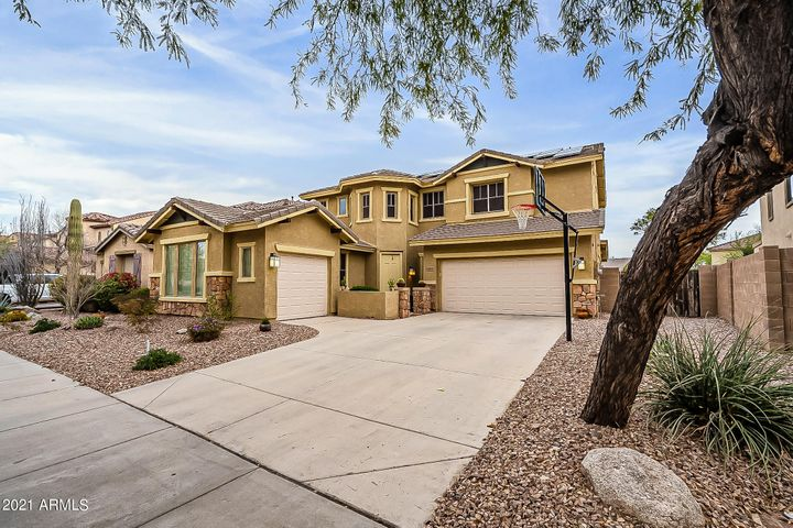 12615 W MORNING VISTA Drive, Peoria, AZ 85383