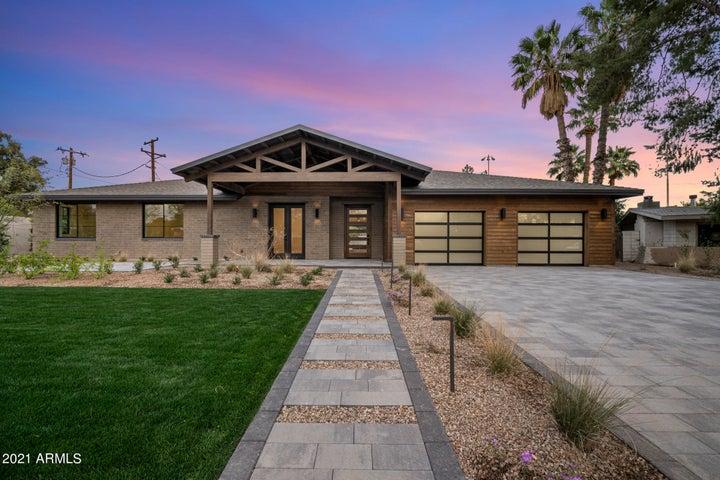 Modern Arcadia Ranch Home