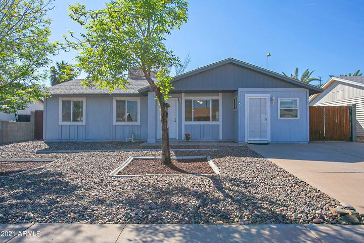 Recently remodeled home with 3 BD + office and pool, in the heart of Tempe!