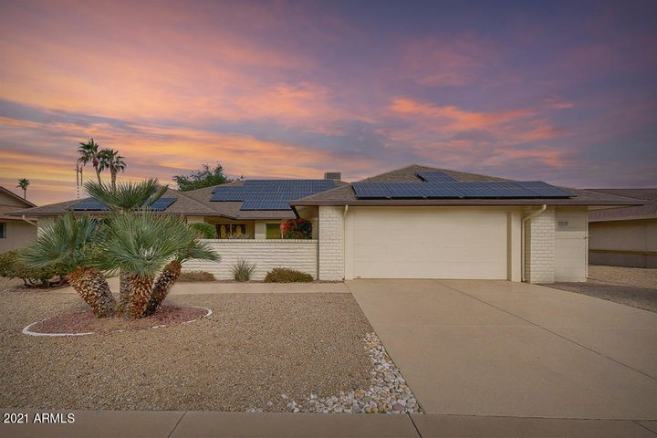 13432 W GABLE HILL Drive, Sun City West, AZ 85375