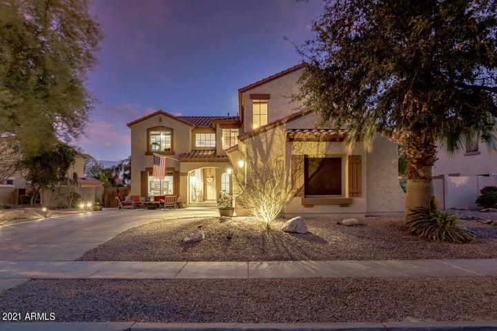 4499 E MARSHALL Avenue, Gilbert, AZ 85297