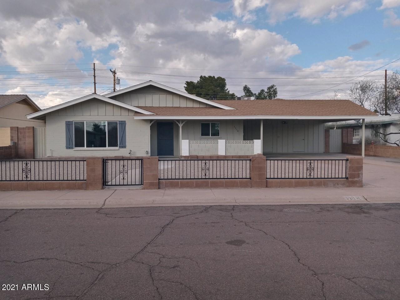 1114 E BLUEBELL Lane, Tempe, AZ 85281