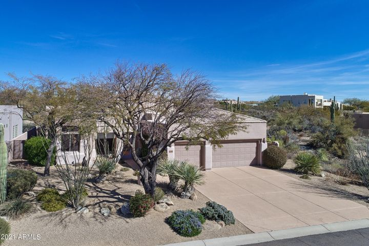 11088 E GAMBLE Lane, Scottsdale, AZ 85262