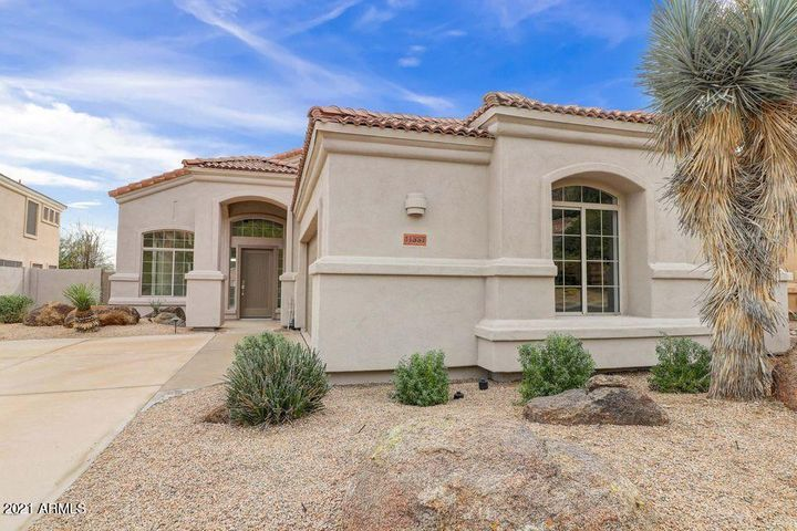 11567 E Desert Willow Drive, Scottsdale, AZ 85255