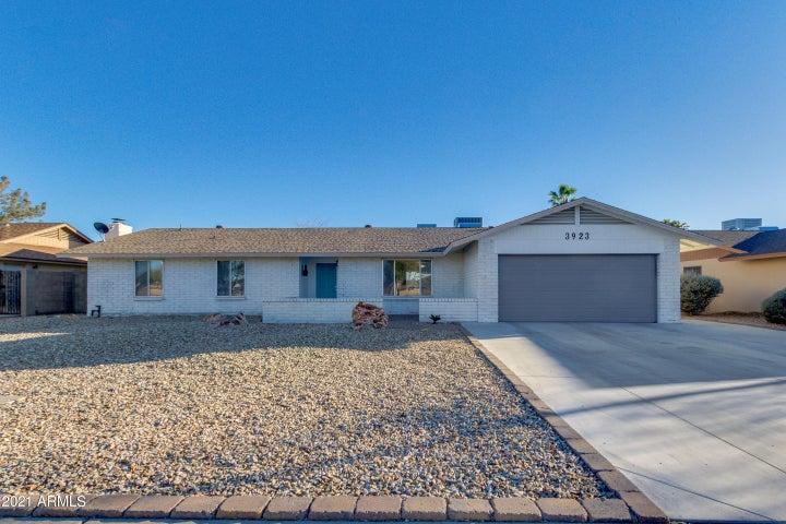 3923 W GROVERS Avenue, Glendale, AZ 85308