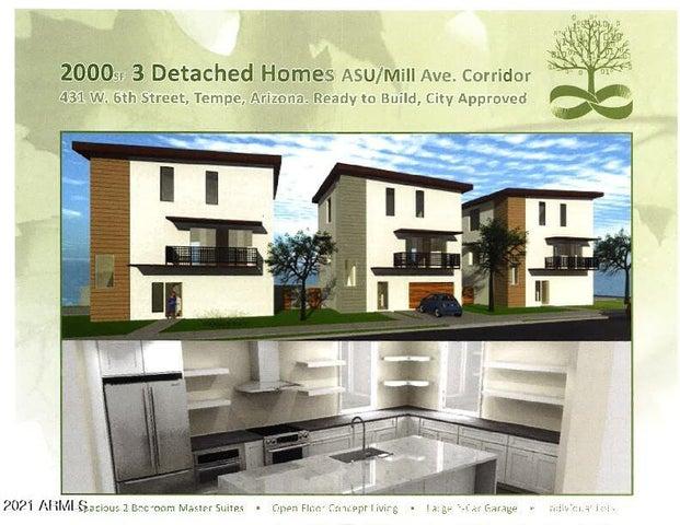 611 S wilson Street, Tempe, AZ 85281