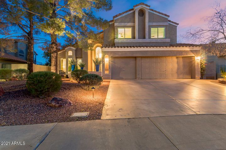 3521 E ROCKLEDGE Road, Phoenix, AZ 85044