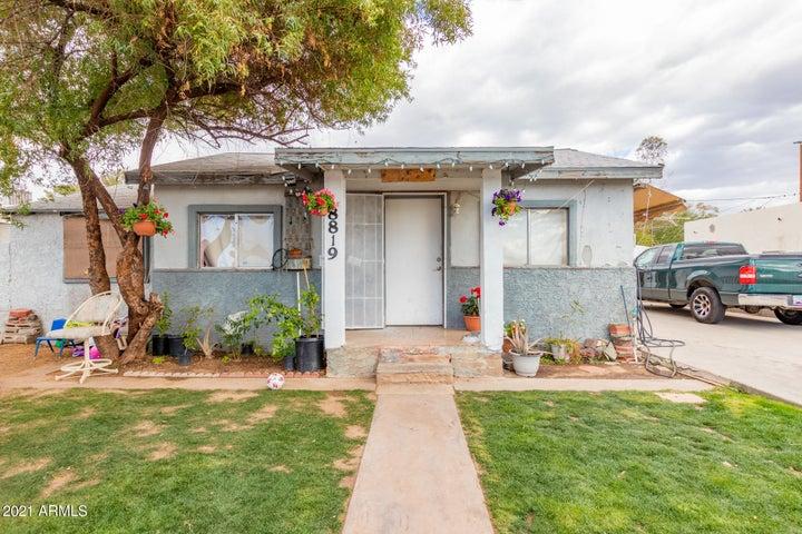 8819 N 4TH Street, Phoenix, AZ 85020