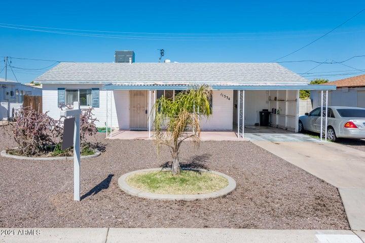 11334 W DULUTH Avenue, Youngtown, AZ 85363