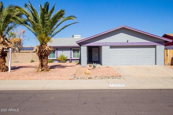 15836 N 63RD Drive, Glendale, AZ 85306