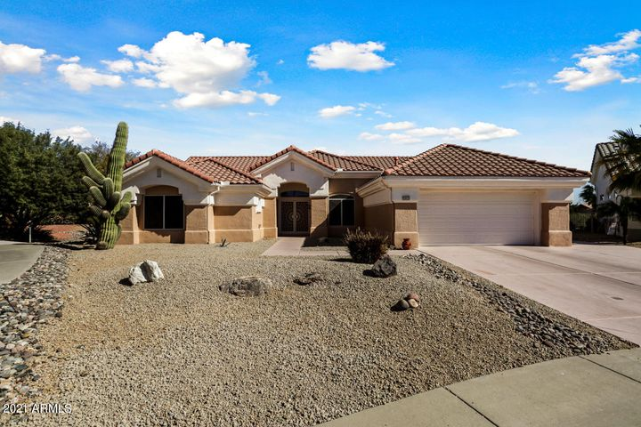 22015 N MIRAGE Lane, Sun City West, AZ 85375