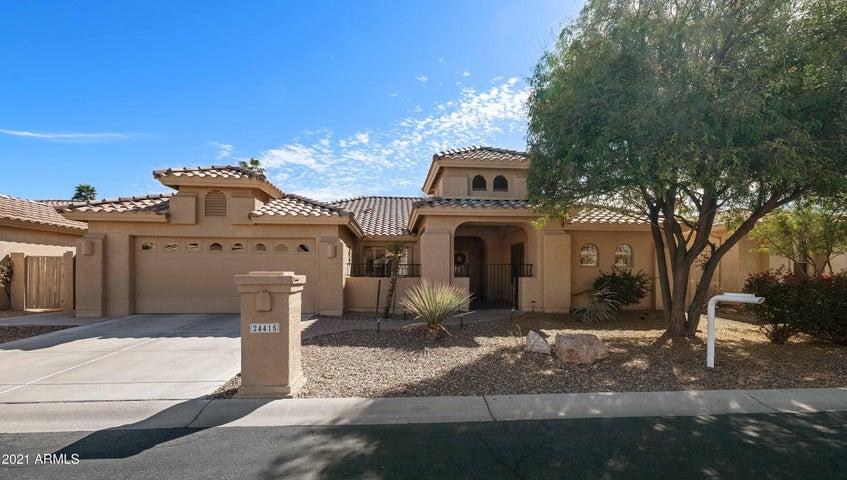 24415 S LAKESTAR Drive, Sun Lakes, AZ 85248