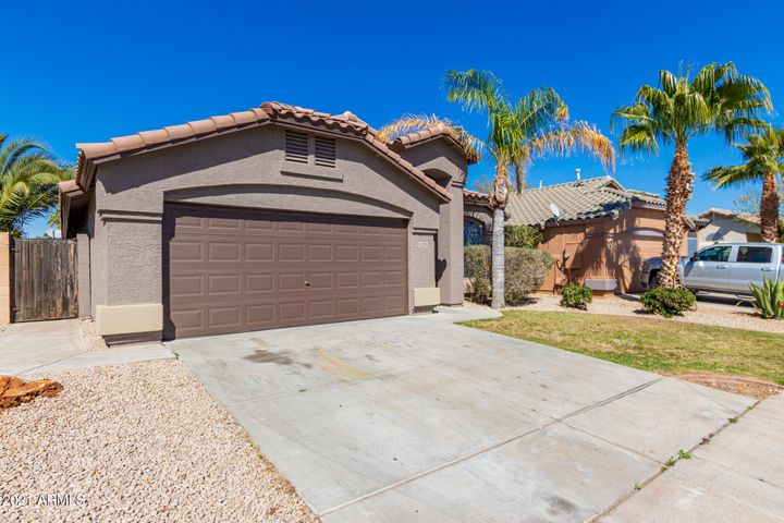 15224 W MELISSA Lane, Surprise, AZ 85374