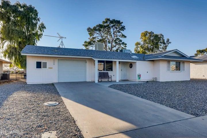 12214 N 105TH Avenue, Sun City, AZ 85351