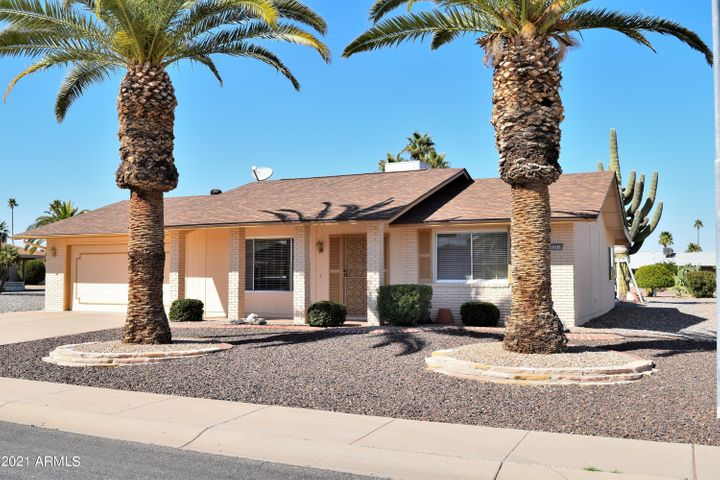 13210 W KODIAK Drive, Sun City West, AZ 85375