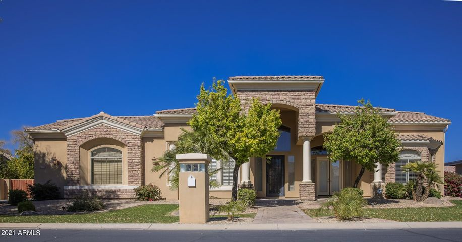 2878 E Portola Valley Court, Gilbert, AZ 85297