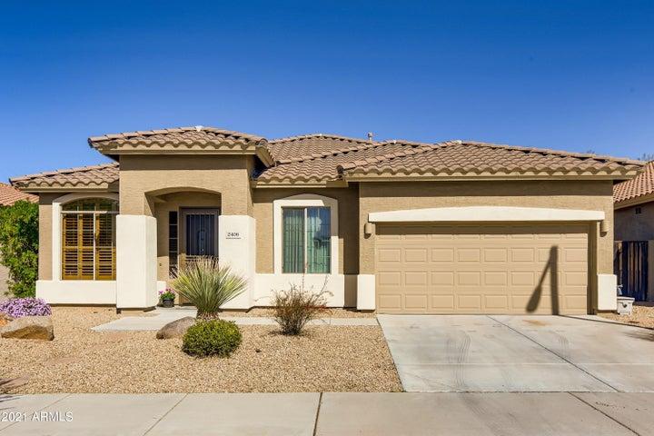 2406 W APACHE RAIN Road, Phoenix, AZ 85085