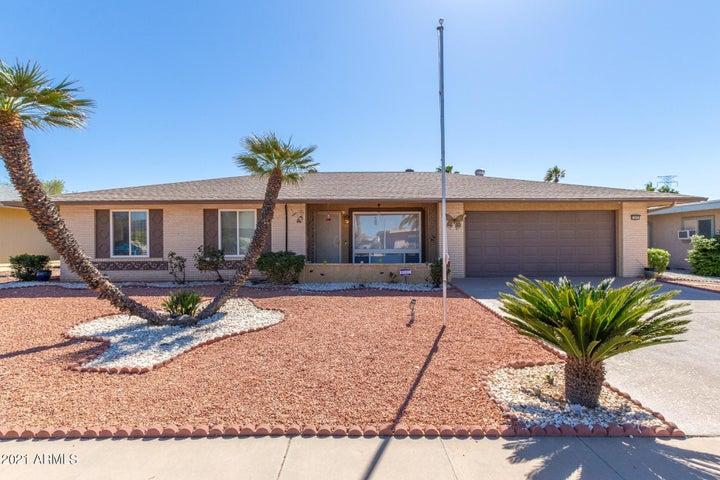 11071 W GULF HILLS Drive, Sun City, AZ 85351