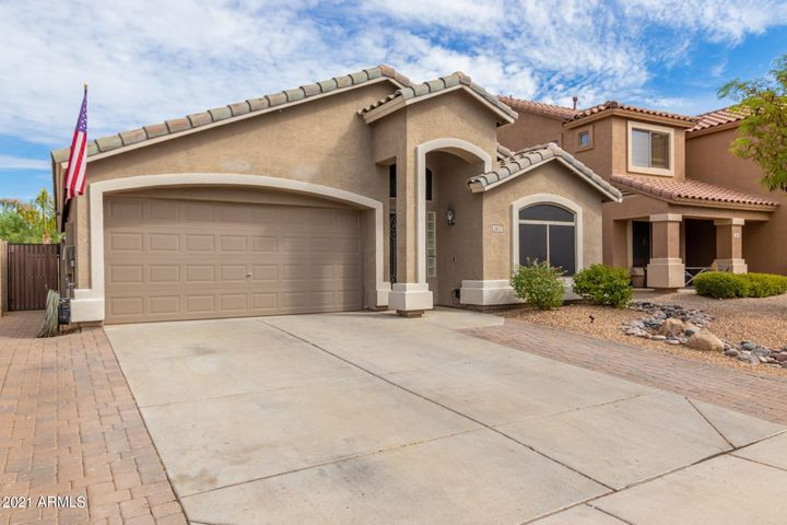 2422 W WHITE FEATHER Lane, Phoenix, AZ 85085