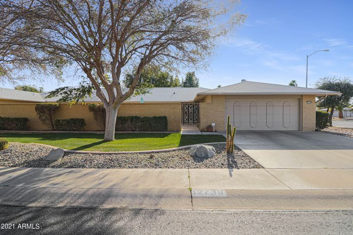 12739 W COPPERSTONE Drive, Sun City West, AZ 85375