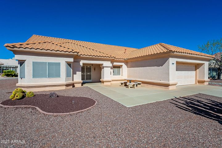 21618 N 160TH Lane, Sun City West, AZ 85375