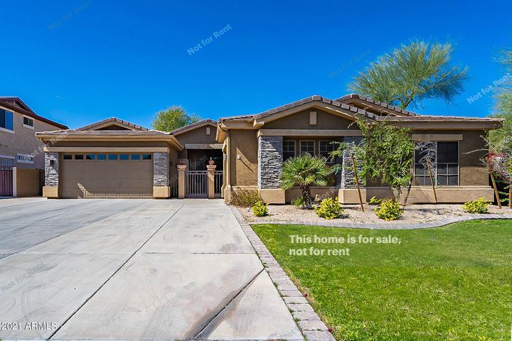 3154 S COTTONWOOD Drive, Gilbert, AZ 85295