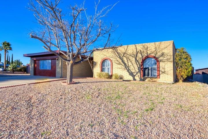 841 E Mimosa Circle, Sierra Vista, AZ 85635