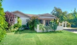 Beautifully nestled in the community of Rancho Vista.