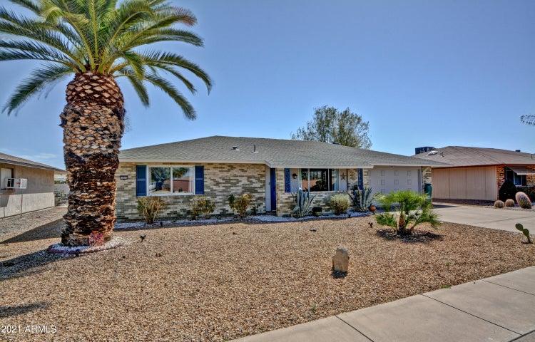 17815 N 132ND Avenue, Sun City West, AZ 85375