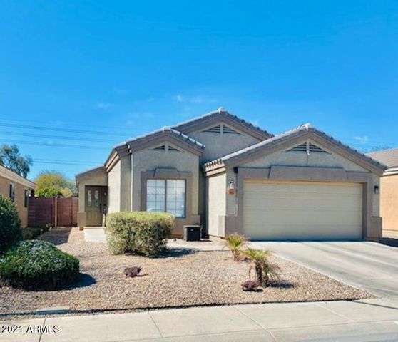 14812 N 130TH Lane, El Mirage, AZ 85335