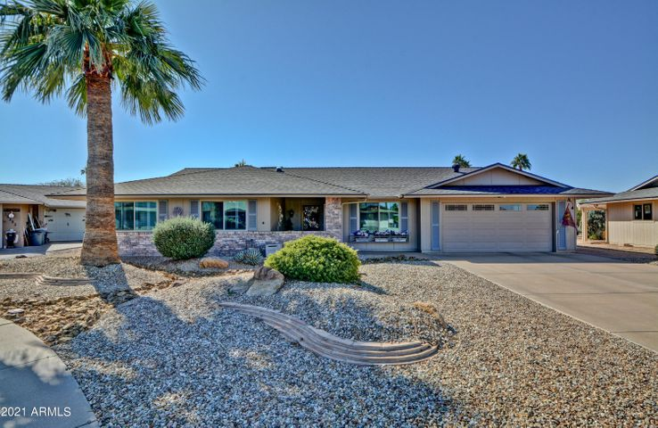 12307 W PROSPECT Court, Sun City West, AZ 85375