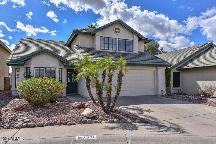 7591 W WIKIEUP Lane, Glendale, AZ 85308