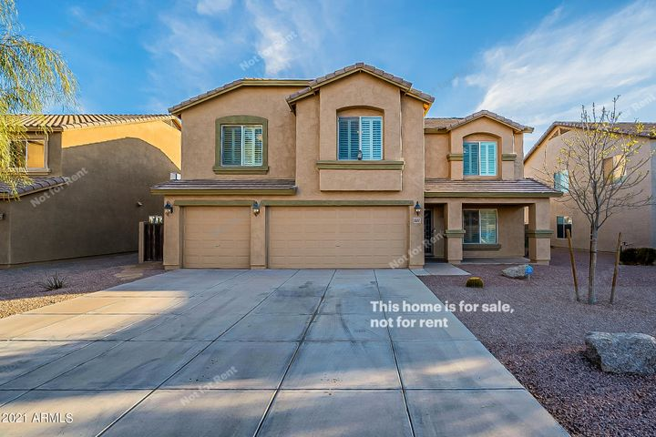 3587 E SIERRITA Road, San Tan Valley, AZ 85143