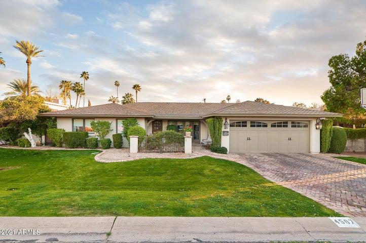 4507 E Cheery Lynn Road, Phoenix, AZ 85018
