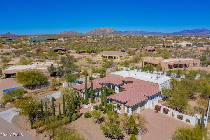 14224 E GAMBLE Lane, Scottsdale, AZ 85262