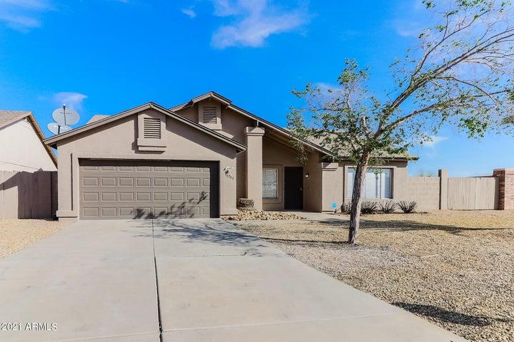 10702 W ORANGEWOOD Avenue, Glendale, AZ 85307